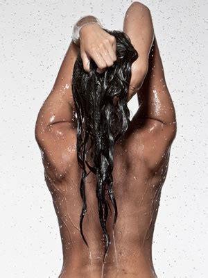 long hot shower    allure
