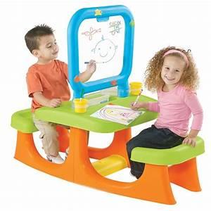 Activites Enfant 2 Ans : bureau d 39 activit s artisto achat vente table jouet d 39 activit cdiscount ~ Melissatoandfro.com Idées de Décoration