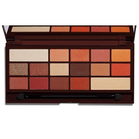 Makeup Revolution Paleta cieni CHOCOLATE ORANGE - sklep ...
