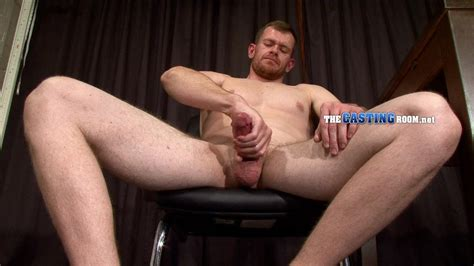 Married British Daddy Auditions For Gay Porn And Jerks His