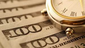 Americans More Apt To Save Money Than Save Time