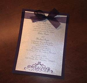 diy plum wedding invitations turns out to only be about With what to include in diy wedding invitations