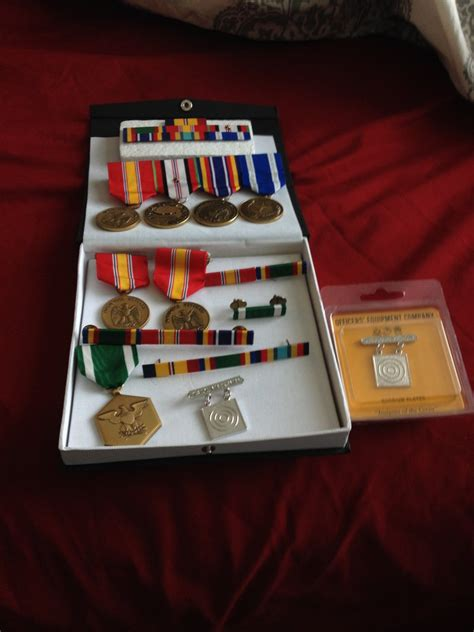 100 awards and decorations of the us military