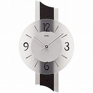 Designer Uhr Wand : designer wanduhren und andere wanduhren wecker von ams ~ Michelbontemps.com Haus und Dekorationen