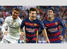 Race to the Ballon d'Or Messi Ronaldo Neymar Goalcom