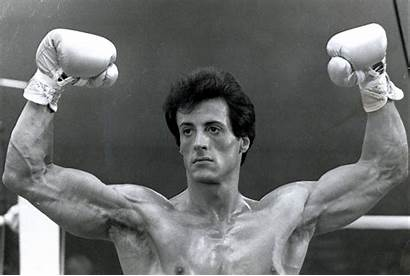 Stallone Sylvester Rocky Movies Iii Balboa Arms