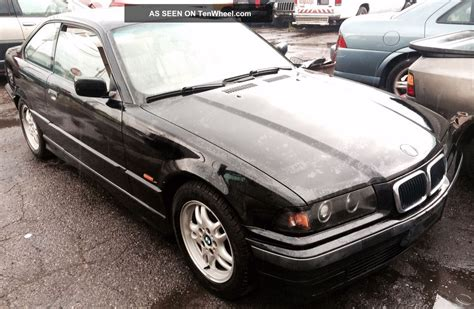 1997 Bmw 328is Base Coupe 2  Door 2 8l 5spd Manual