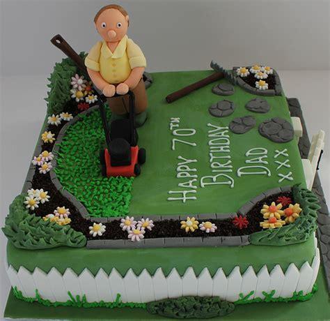 gardeners birthday cake flickr photo