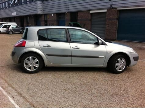 Renault Megane 2004 by Renault Megane 1 9 2004 Technical Specifications