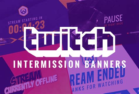 Twitch Be Right Back Screen Template How To by Best Live Streaming Guide How To Stream Games On Twitch
