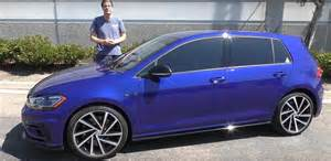 2019 Volkswagen Golf R by 2019 Vw Golf R Is Enough For Doug Demuro