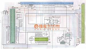 Samsung E700 Type Mobile Phone Line Circuit Principle