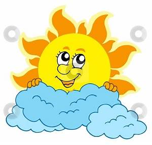 Animated Sun And Clouds | Clipart Panda - Free Clipart Images