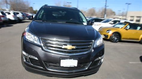 Lhm Chevrolet by 2014 Chevrolet Traverse Lhm Vw Lakewood V17875a