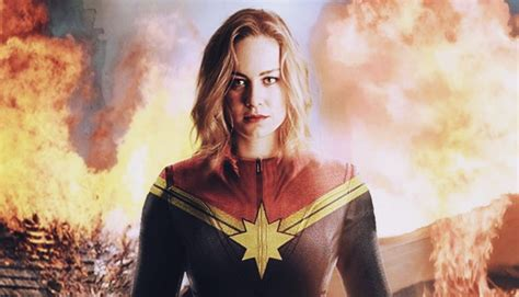 When To Expect The First Trailer For 'captain Marvel