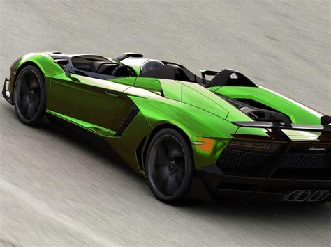 Cool Cars Lime Green Lamborghini