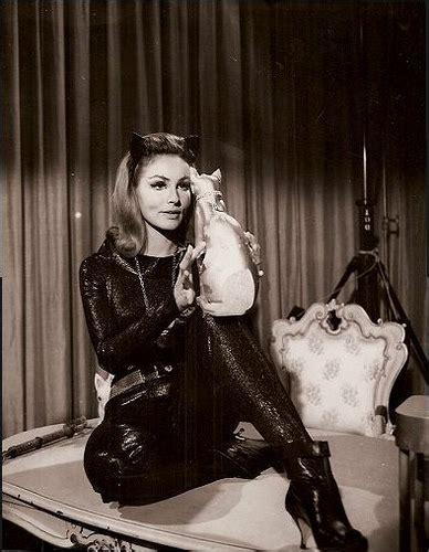 Catwoman | Cat Woman Julie Newmar ~ Meow! | Julie Newmar ...