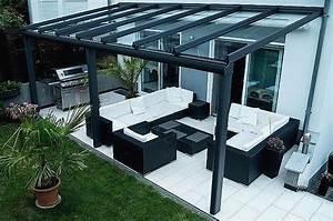 überdachung Selber Bauen Metall : terrassen berdachung selber bauen anleitung wohndesign idee ~ Frokenaadalensverden.com Haus und Dekorationen
