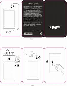 Amazon Kindle Fire Hd 8 Quick Start Guide And 10 Qsg Us