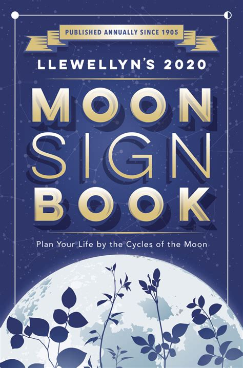 llewellyns moon sign book