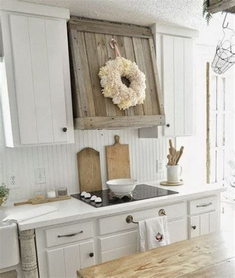hood vent kitchen range wood hoods designs farmhouse kitchens stove diy decor modern wooden removeandreplace rustic cabinets cooktops exhaust custom