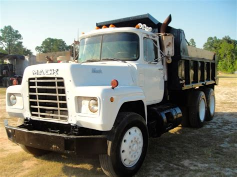 mack rst  sale  gulfport ms  dealer