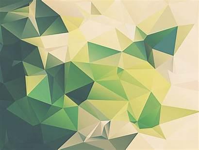 Abstract Geometry Artwork Desktop Digital Backgrounds Poly