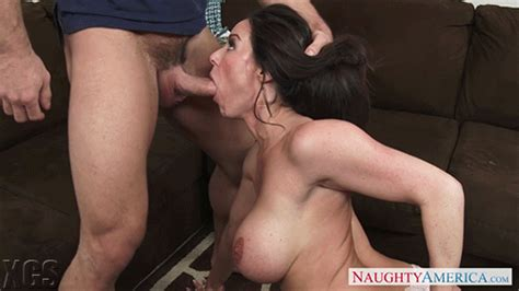 craving milf gets throat fucked