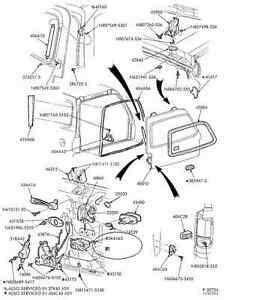 Ford Explorer Front Fender Parts Diagram Auto