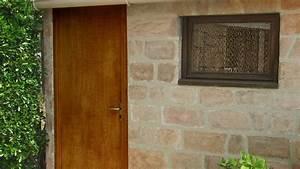 realiser un effet de faux bois sur une porte exterieure abimee With peinture pour porte en bois exterieur