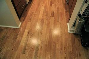 how to install hardwood flooring in a kitchen hgtv With how to installing hardwood flooring in your house