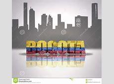 View Of Bogota Stock Photo Image 45872877