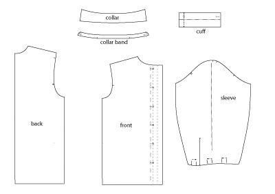 s gingham shirt sewing a silk shirt shirt sewing pattern a crisp