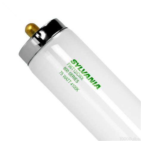 8 foot fluorescent light bulbs sylvania 29478 f96t12 cwx single pin t12 4100k