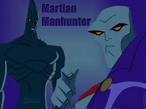 martian manhunter human form