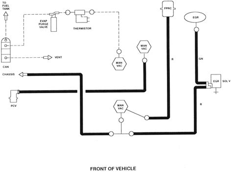 1999 Ford Vacuum Diagram by 1998 Ford Expedition Vacuum Diagram Pictures To Pin On