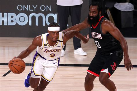 Rajon Rondo stepping up when Lakers need him most ...