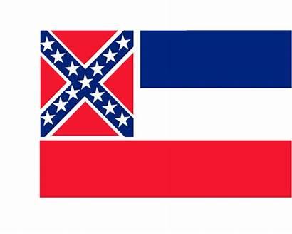 Mississippi Flag Clip United Vector State Symbols
