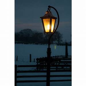 Dusk To Dawn Lamp Post  Innova Lighting Led 3 Light