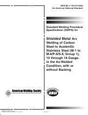 AWS D1.4-D1.4M-2018 Structural Welding Code-Steel