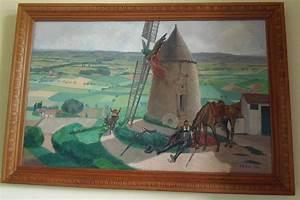 France Peinture Castelnaudary : estimation peinture pastel tableau sign paul sibra intitul don quichotte et le moulin ~ Medecine-chirurgie-esthetiques.com Avis de Voitures