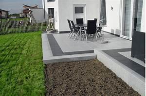 Terrasse Mit Granitplatten : mauern begrenzungen ~ Sanjose-hotels-ca.com Haus und Dekorationen