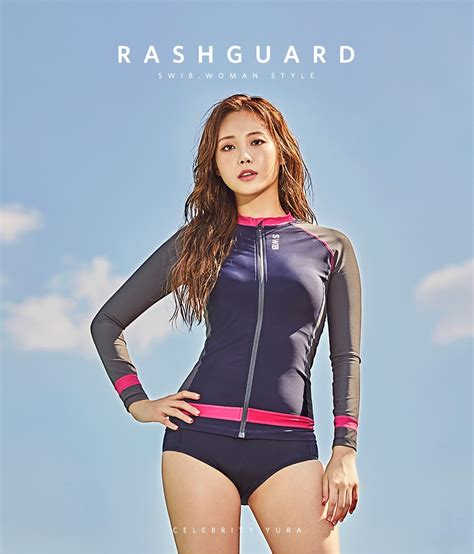 blackpink swimsuit girl s day yura takes it off and reveals her bikini body