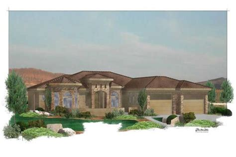walkout ranch house plans southwest house plans southwestern style homes luxamcc