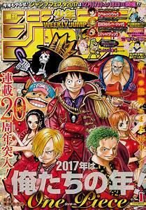 One Piece à l'honneur pour ses 20 ans en 2017, 06 Décembre ...