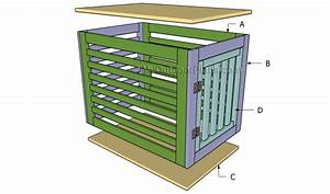 dog crate plans myoutdoorplans free woodworking plans With build a dog cage