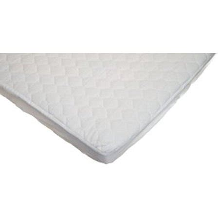 portable crib mattress american baby company waterproof fitted quilted portable