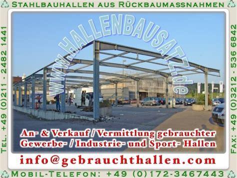 gebrauchte stahlhalle zur demontage tennishalle immobilien kleinanzeigen tennishalle