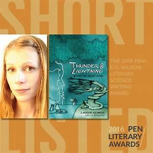 Illustration Faculty Lauren Redniss on Shortlist for PEN ...