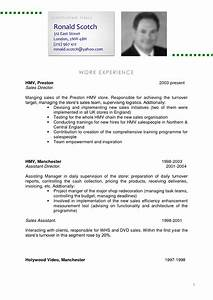 curriculum vitae examples models 2016 recentresumescom With cv format example